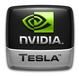 nVidia Tesla Badge