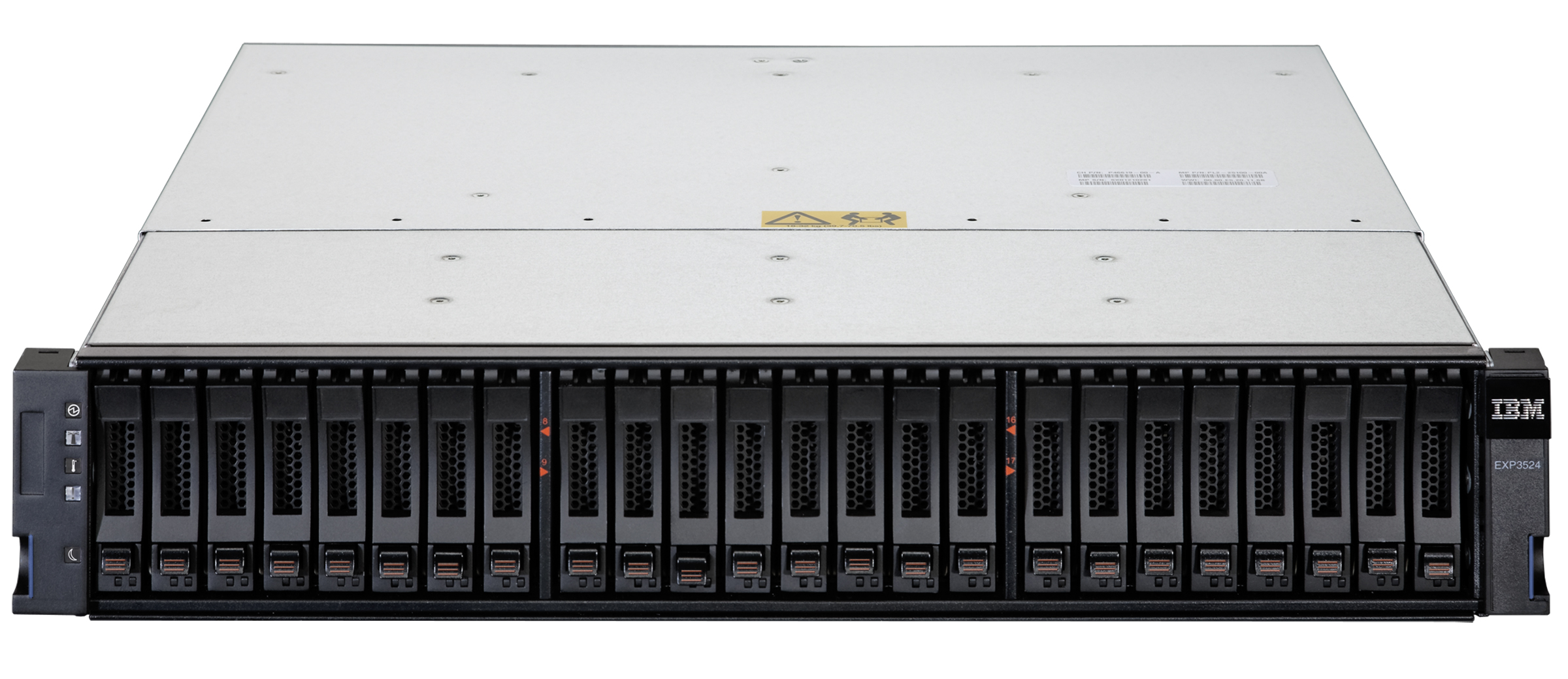 JBOD система хранения данных (СХД) IBM System Storage EXP3524 Express Storage Enclosure - корпус Rackmount 2U, 24 отсека SFF 2.5