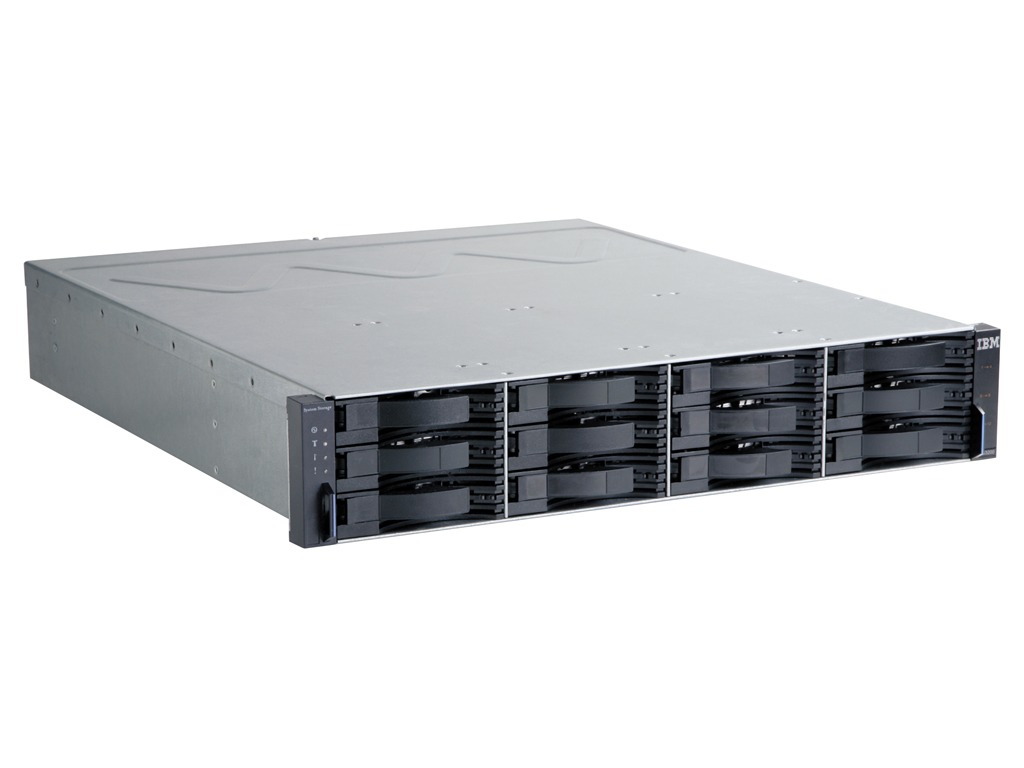 IBM System Storage DS3400 Single Controller (172641X)